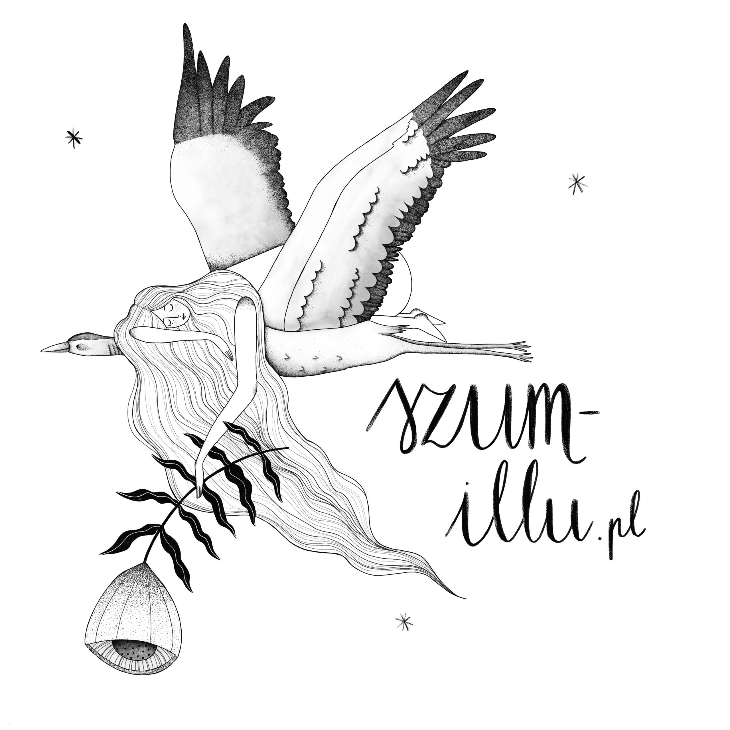 Sklep z ilustracjami i sztuką od Szumowskiej
